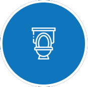 NTX Plumbing toilet installation and repair